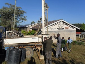 The Water Project : drilling-set-to-begin-at-magale-secondary