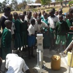 The Water Project: Malinda FYM Primary - School -