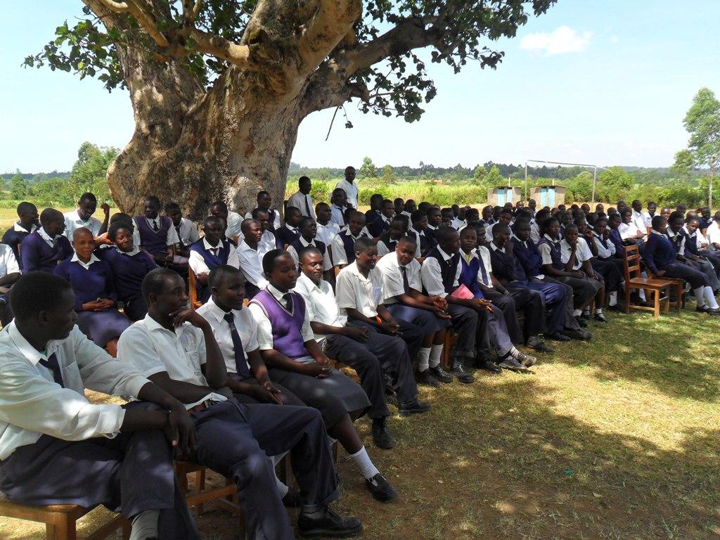 Photo of Lwanda K. Secondary School
