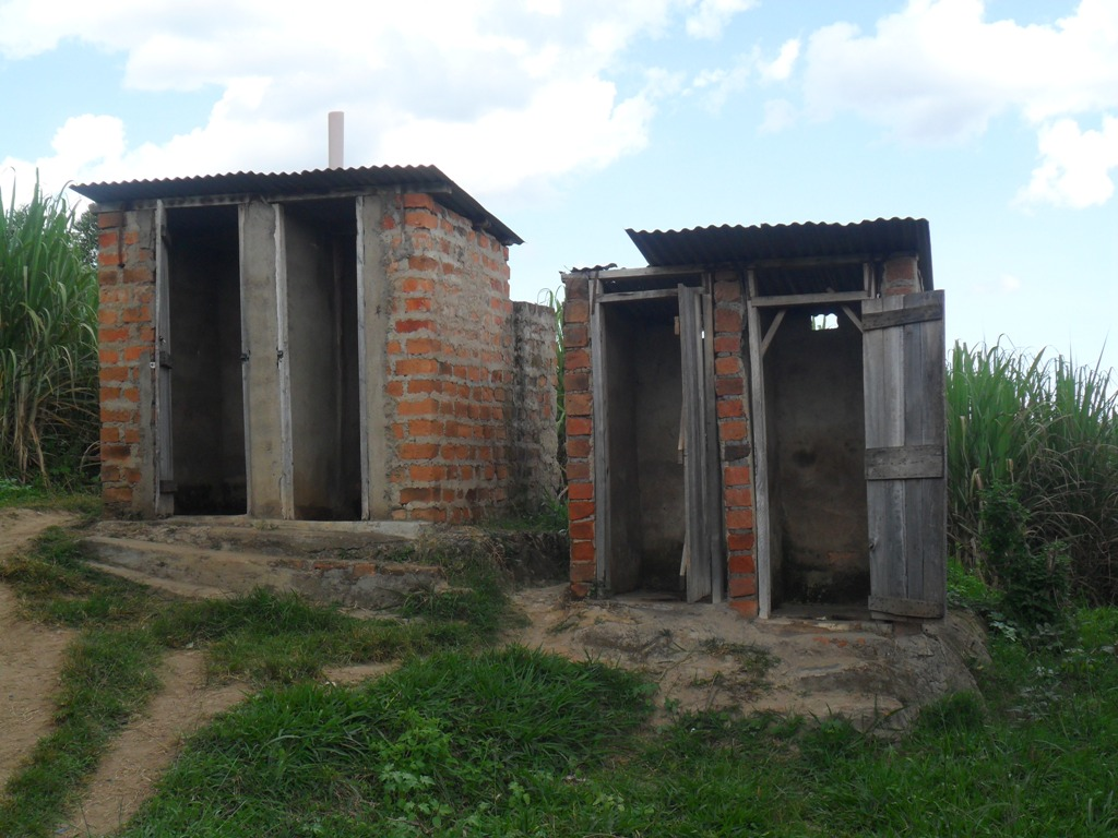 The Water Project : magale-p-a-g-sec-latrines-2