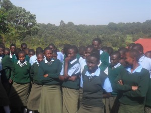 The Water Project : magale-sec-community-education