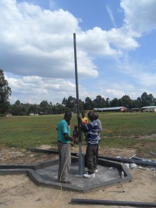 The Water Project : pump-installation-nabingenge-primary
