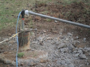 The Water Project : test-pumping-musembe-market-3