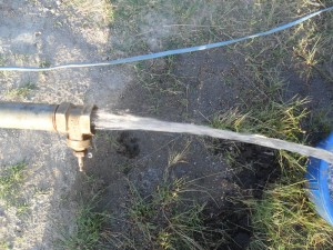 The Water Project : test-pumping-soysambu-primary-4