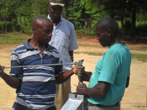 The Water Project : pump-installation-nabingenge-primary-2
