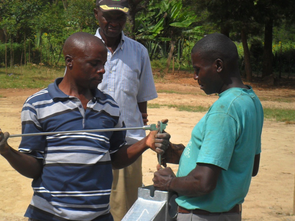 The Water Project : pump-installation-nabingenge-primary-2-2