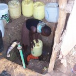 The Water Project: Mnazi- Moja Community Water Kiosk Two -