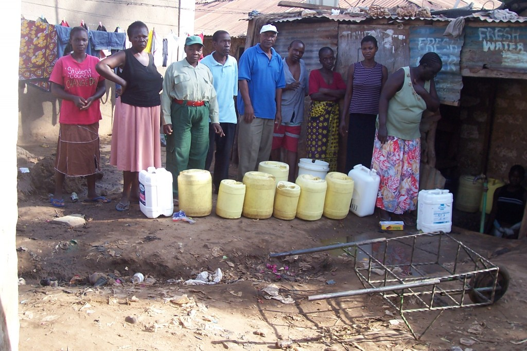 Photo of Mnazi- Moja Community Water Kiosk One