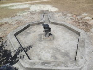 The Water Project : constructed-pad-magale-secondary-2