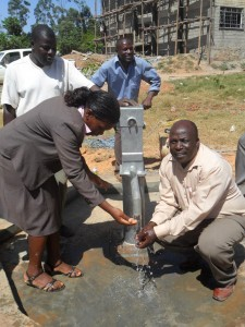 The Water Project : happy-bushiangala-staff