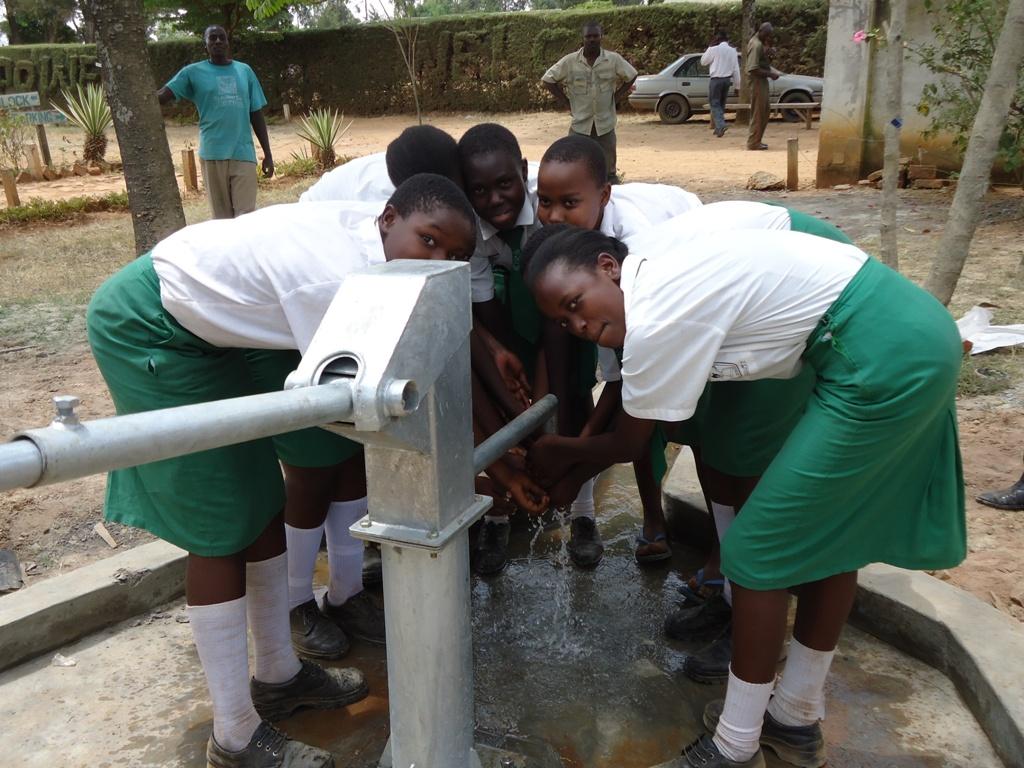 The Water Project : happy-students-igunga-sec-school-1-2