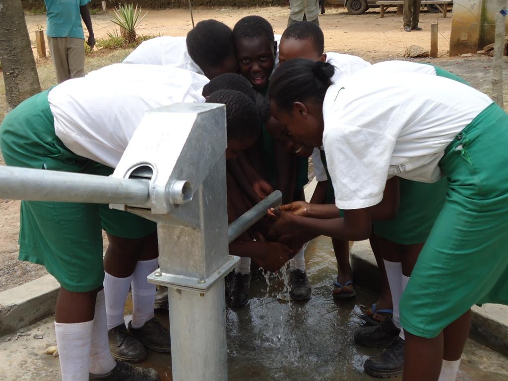 The Water Project : happy-students-igunga-sec-school-2-2