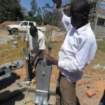 The Water Project: Bushiangale Technical Institute -