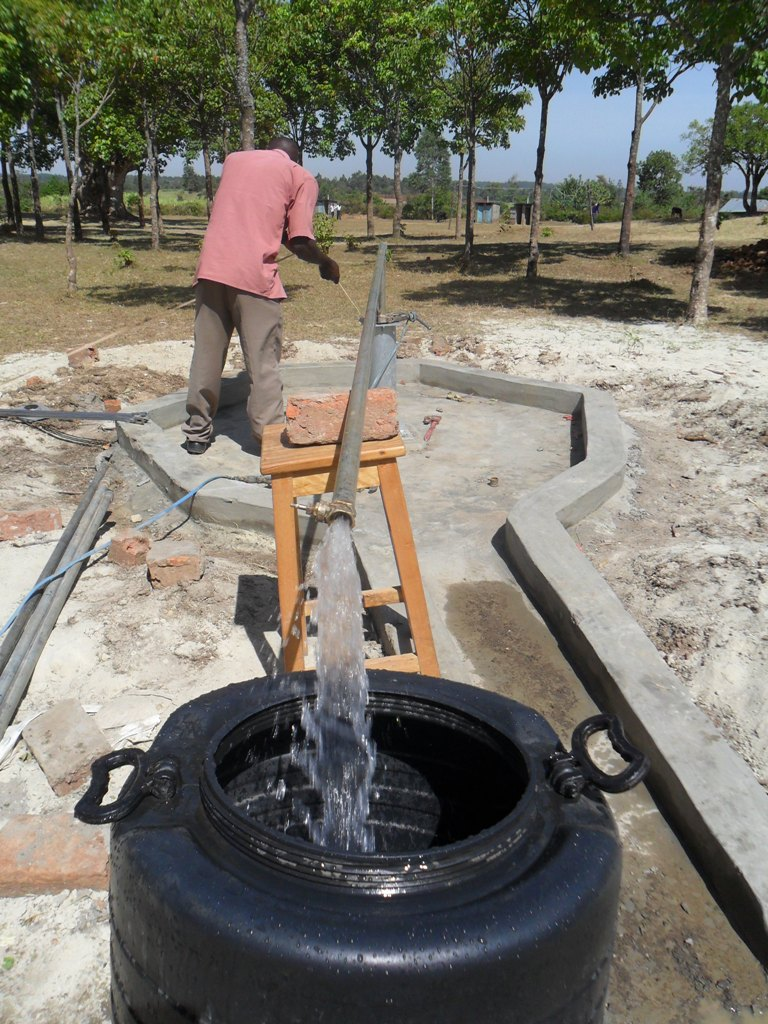 The Water Project : test-pumping-lwanda-k-sec-school-1-2