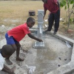 The Water Project: Magalle PAG Secondary School -