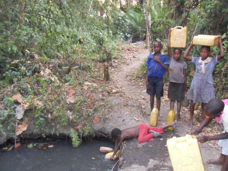 Photo of Kikoko Community Well