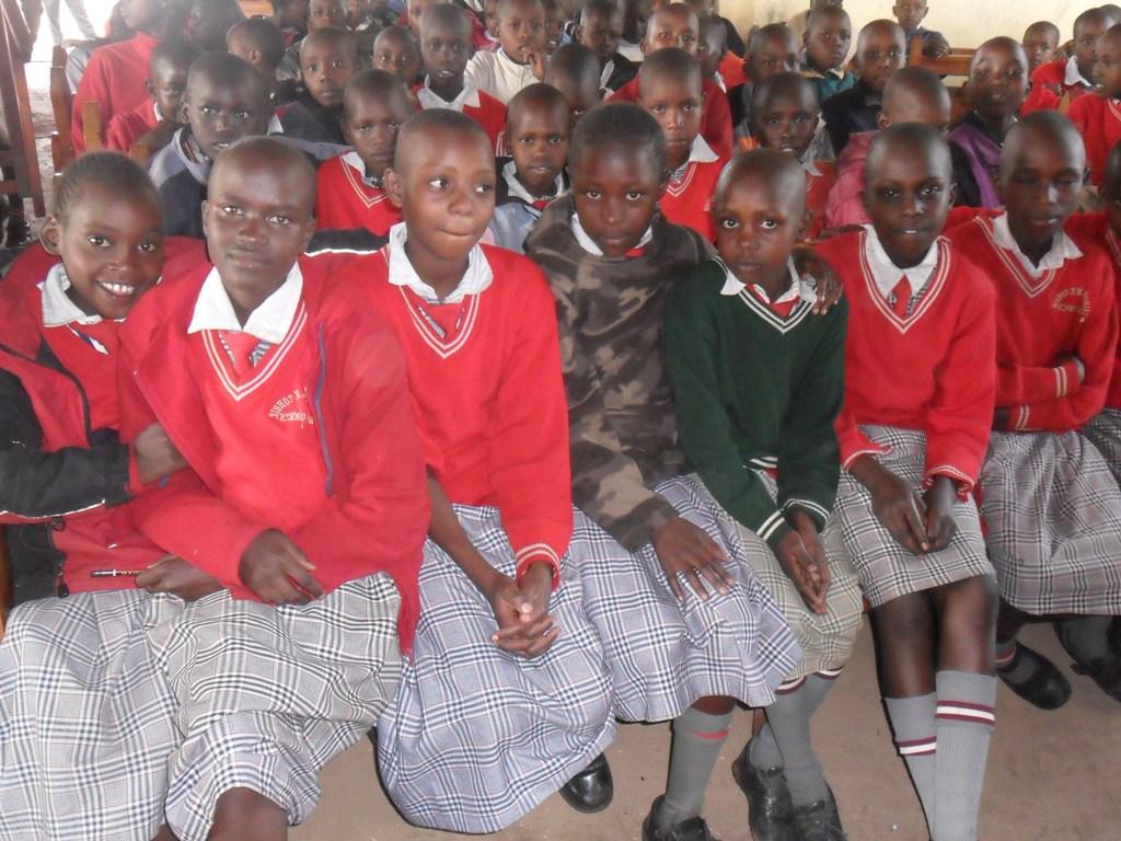 Photo of Bishop Muge Memorial Primary School
