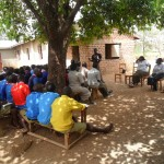 The Water Project: Mutono Pefa School And Church Group -