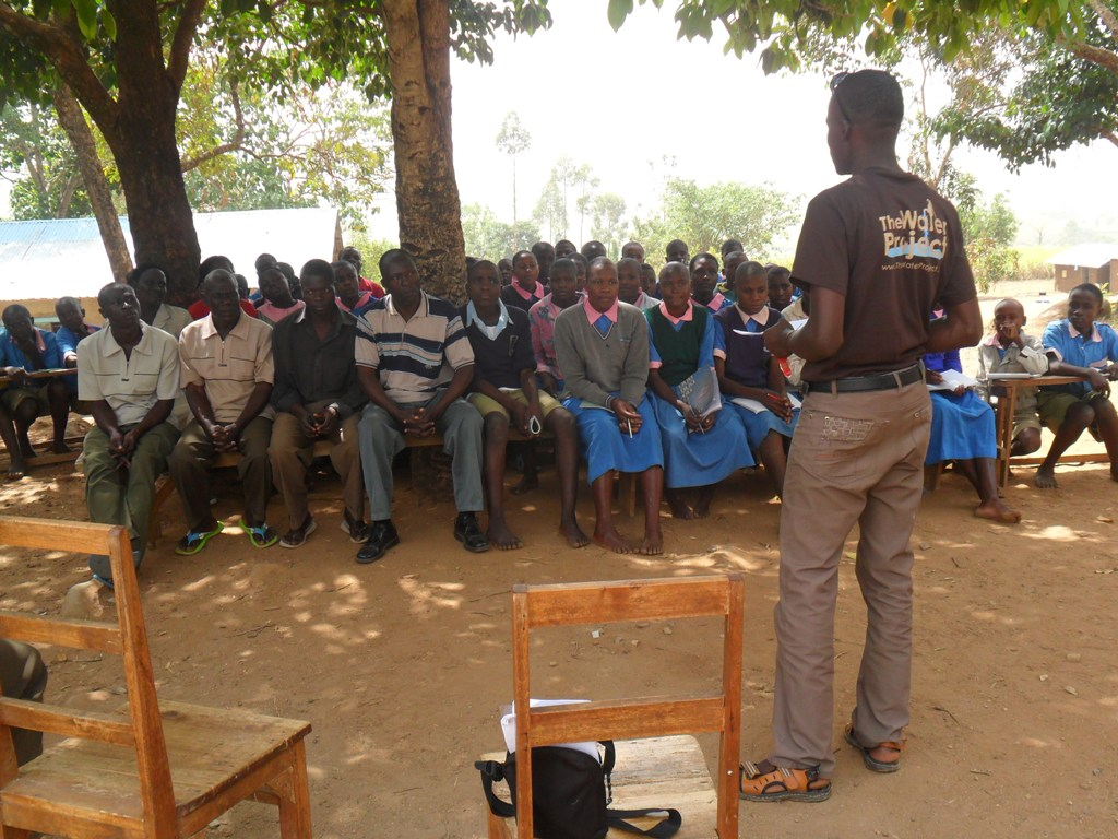 Photo of Mutono Pefa School And Church Group