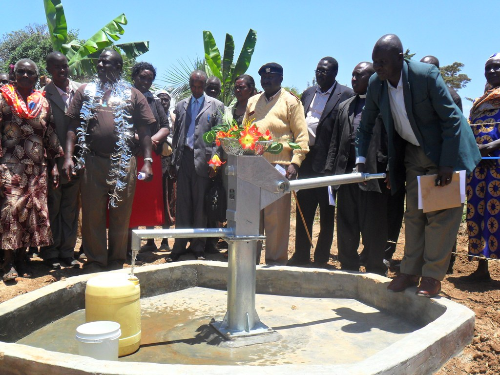 The Water Project : world-water-day-celebration-beek-women-group-2
