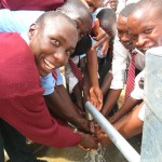 The Water Project: AIC Chepkemel Secondary School -