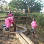 The Water Project: Murambi School Well -