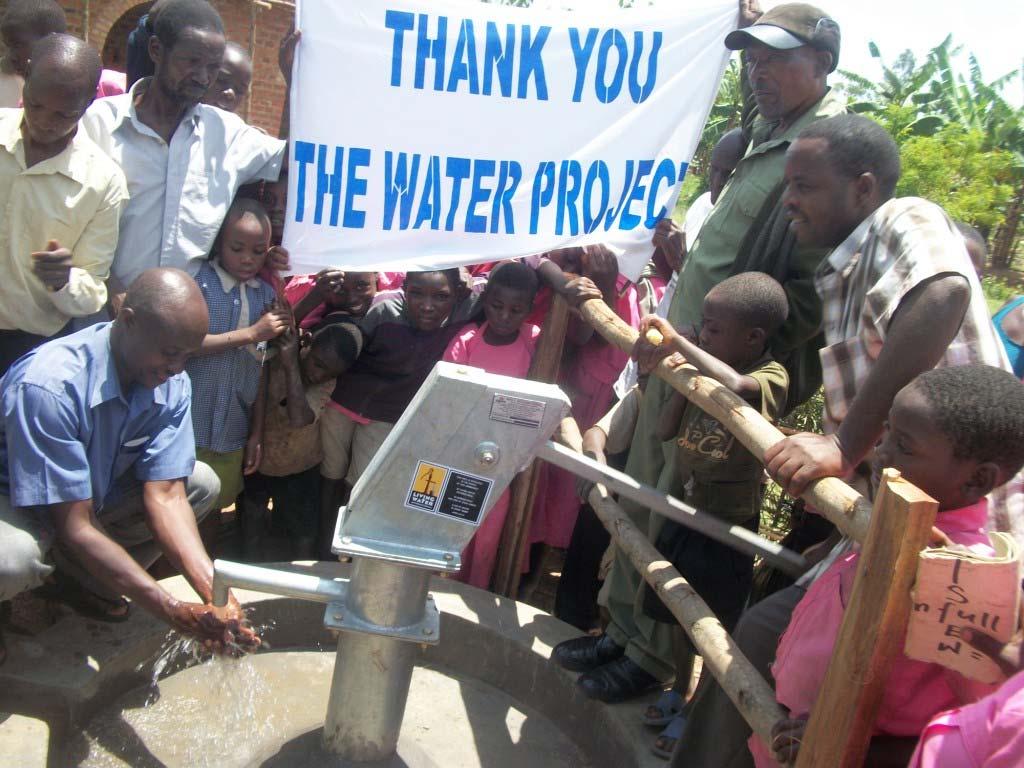 Photo of Murambi School Well