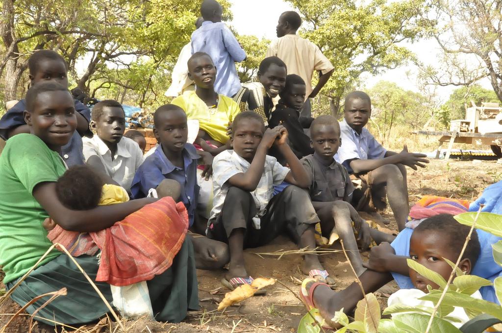 Photo of Kwenda Community Well