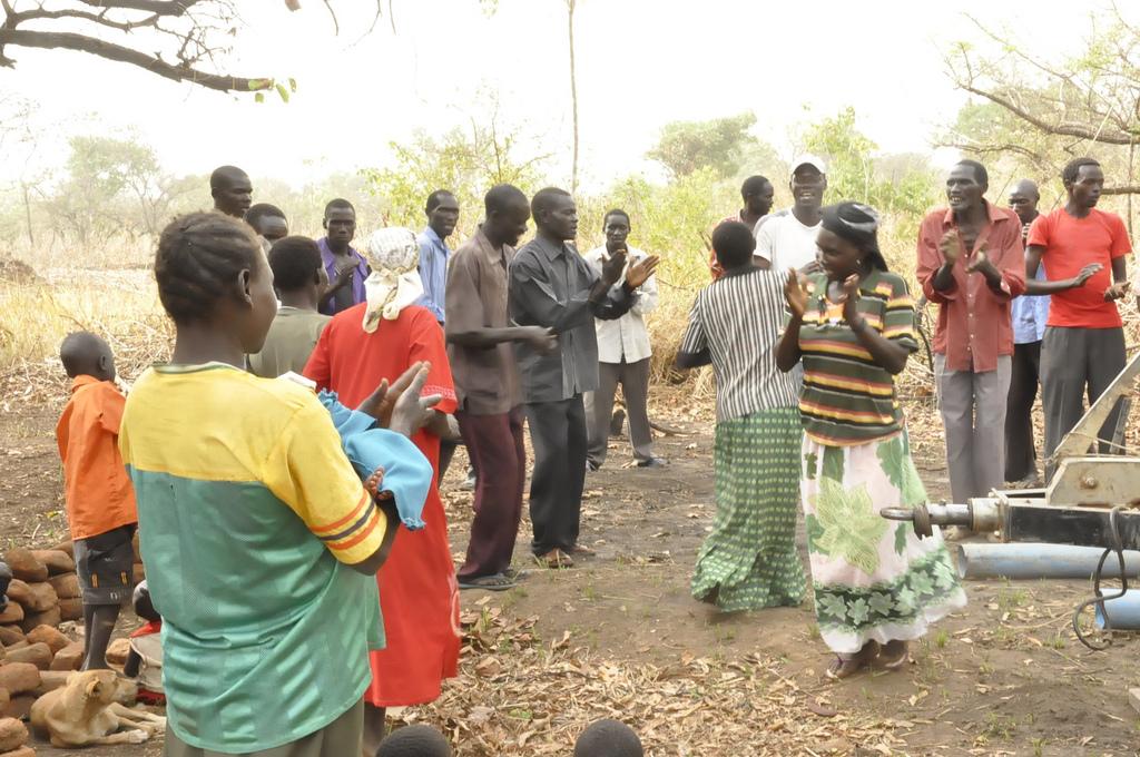 Photo of Jingoro Community Well
