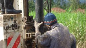 The Water Project : casing-eshibinga-community-001