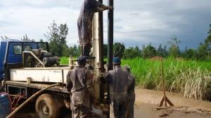 The Water Project : casing-eshibinga-community