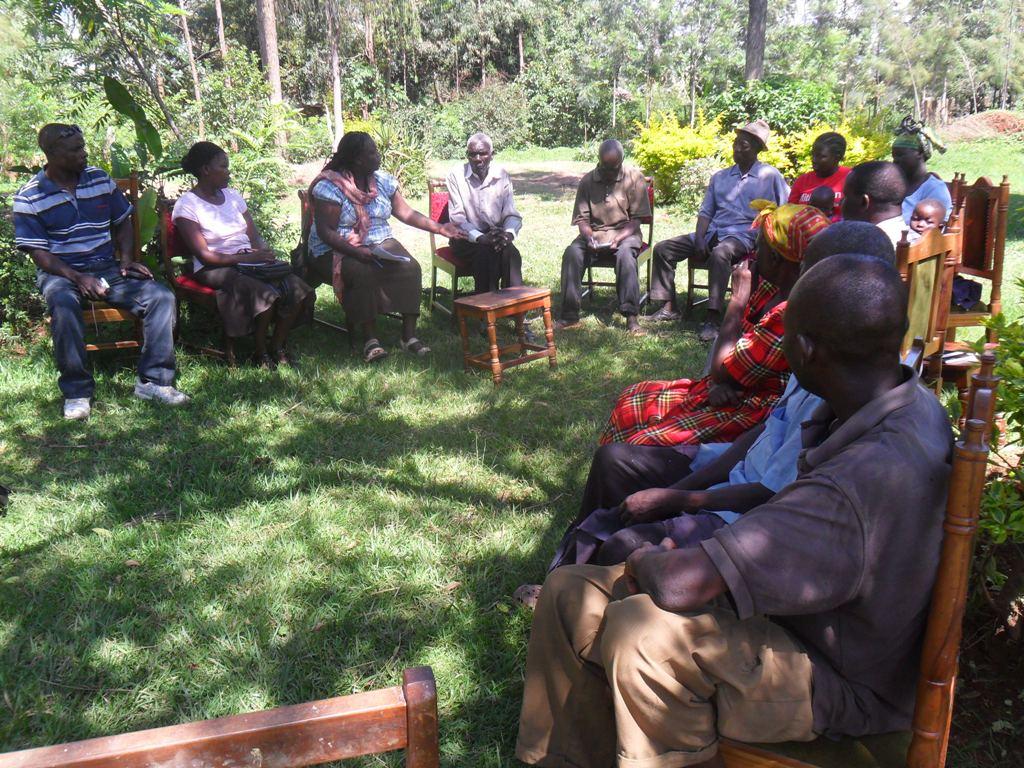 The Water Project : community-education-eshibinga-community-2-2