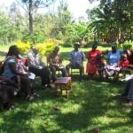 The Water Project: Eshibinga Community Water Supply Project -