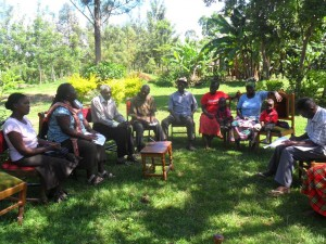 The Water Project : community-education-eshibinga-community-3