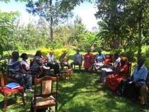 The Water Project : community-education-eshibinga-community
