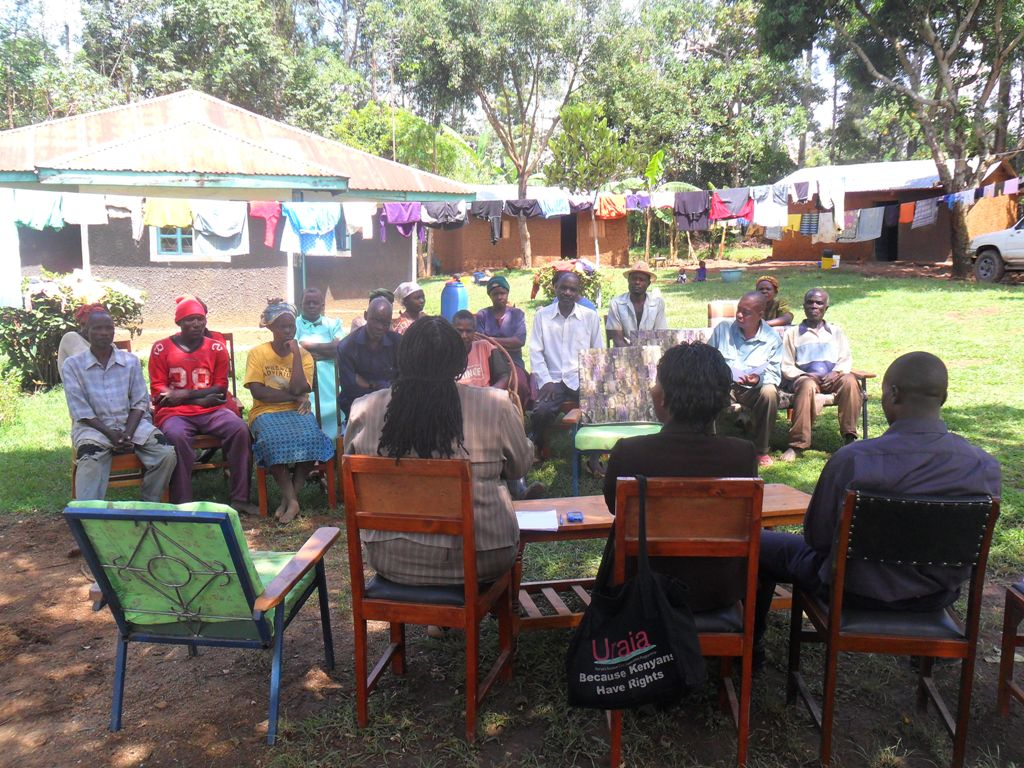 The Water Project : community-education-wazee-hukumbuka-2-2