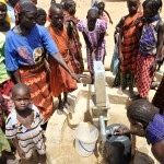 Kakiring Water Well Project