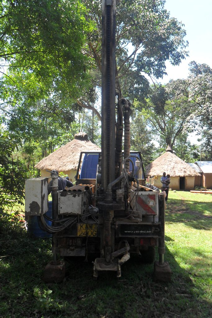 The Water Project : drilling-wazee-hukumbuka-self-help-group-001-2