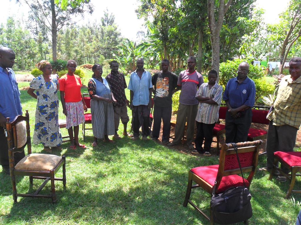 The Water Project : eshibinga-community-members-3