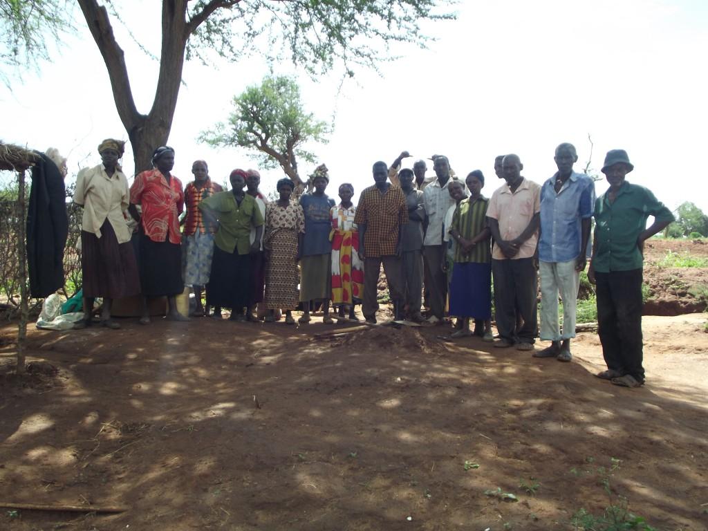 Photo of Munyuni Community