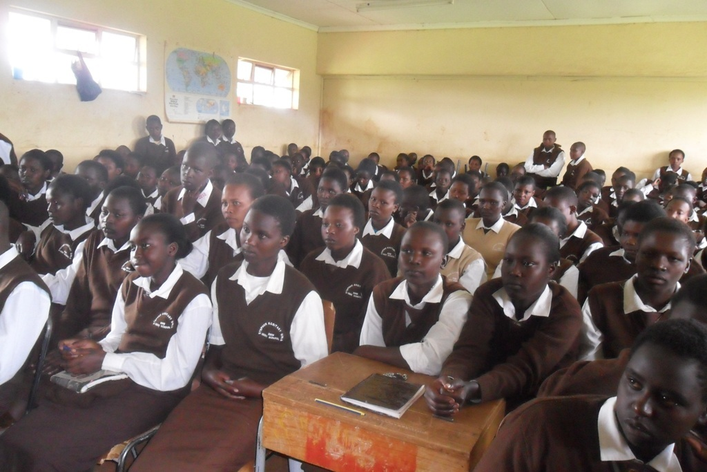 The Water Project : steven-kositany-girls-community-education-002-2