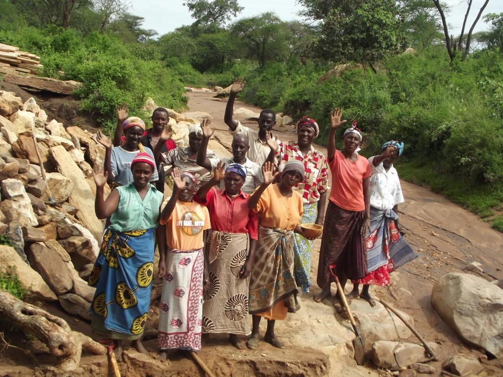 Photo of Vinya Wa Kyangwasi Community