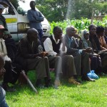 The Water Project: Tulwa Self Help Group Water Project -