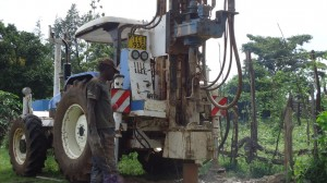 The Water Project : drilling-surungai-community-20-sep-10-5-31-58-am