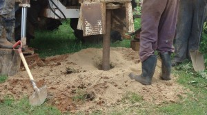 The Water Project : drilling-surungai-community-20-sep-10-3-51-58-am