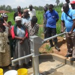 The Water Project: Eshibinga Community Water Supply Project -