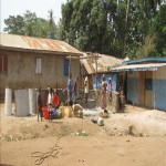 The Water Project: Lungi, Kitonki Well Rehabilitation -