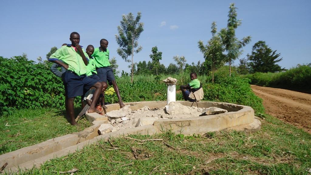 Photo of Khayimba Primary School Water Project