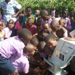 The Water Project: Kibero WPA, Ntungamo -