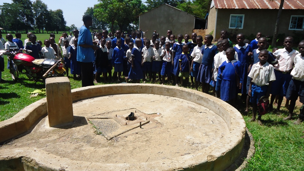 Photo of Mung'ang'a Primary School Water Project